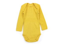 Noa Noa Miniature body Doria ochre yellow